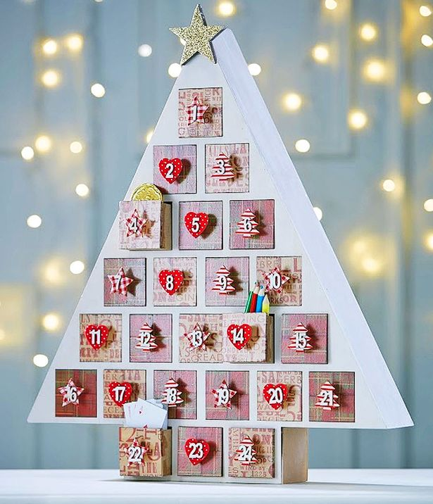 DIY Advent Christmas Calander