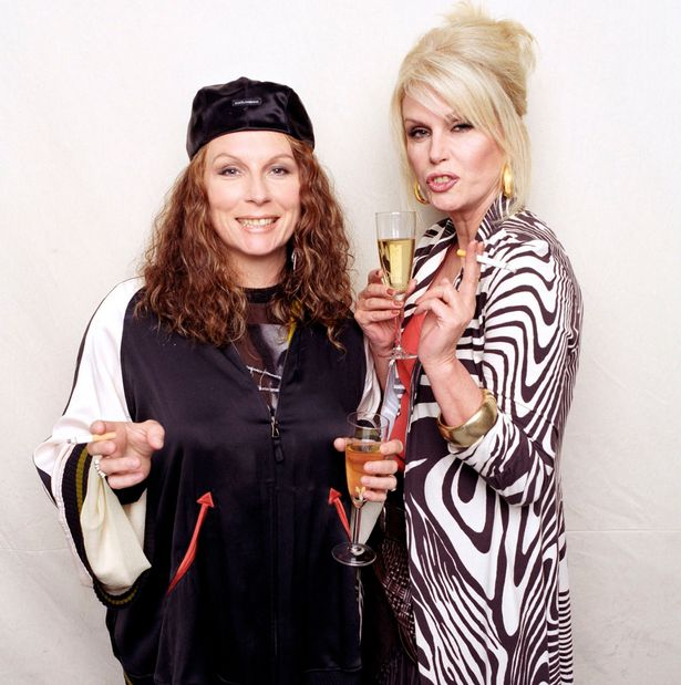 ab fab kerst special