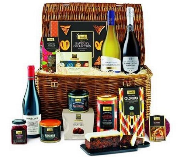 aldis christmas hamper