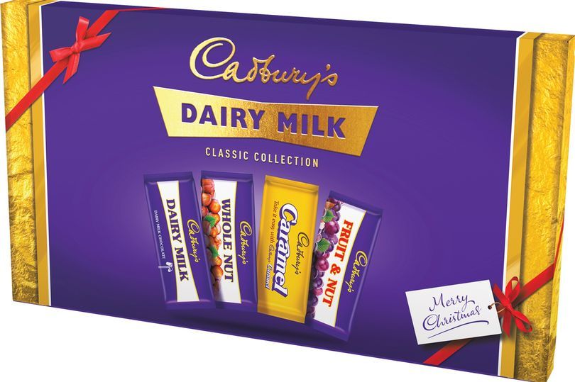 Cadburys Christmas selection Box Free