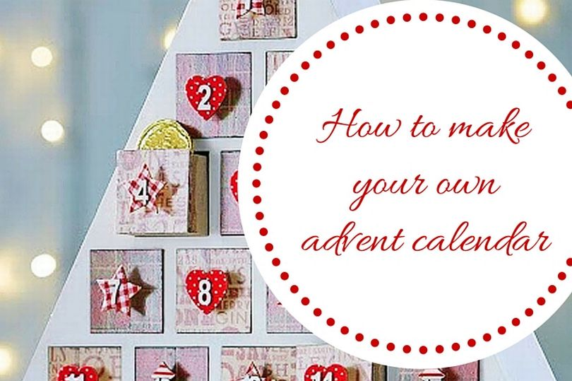 kerst advent Calender