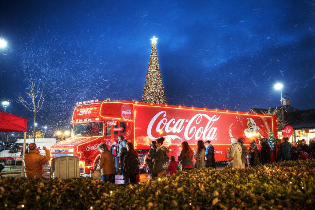 Coca-Cola tourwagen 2017