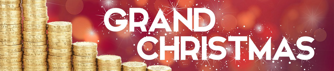 win een grandioos kerstfeest