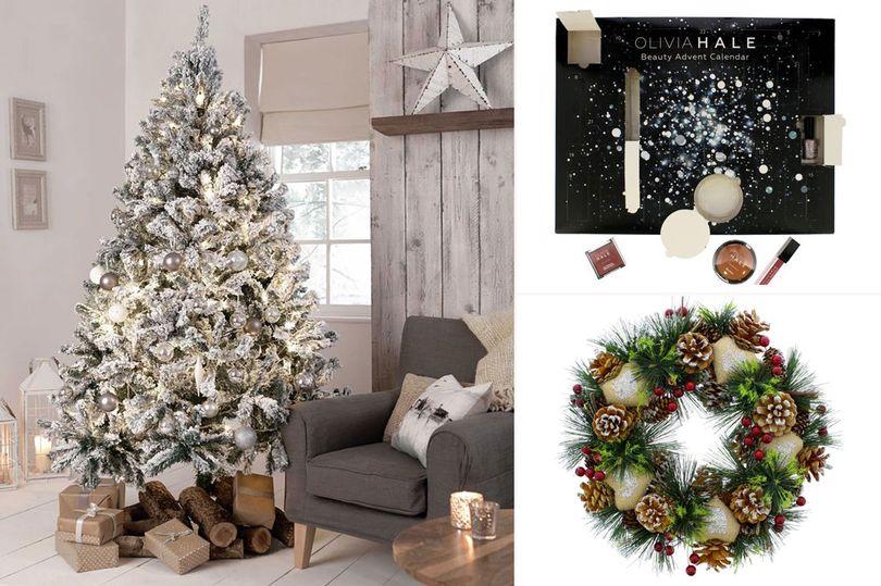 Home Bargins Albero di Natale