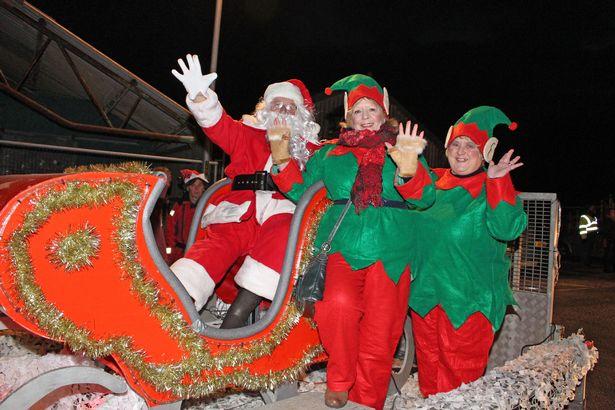 Santa i Hull