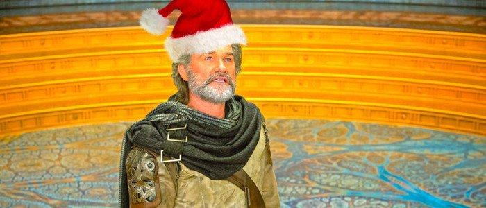 Kurk Russel como Santa Claus