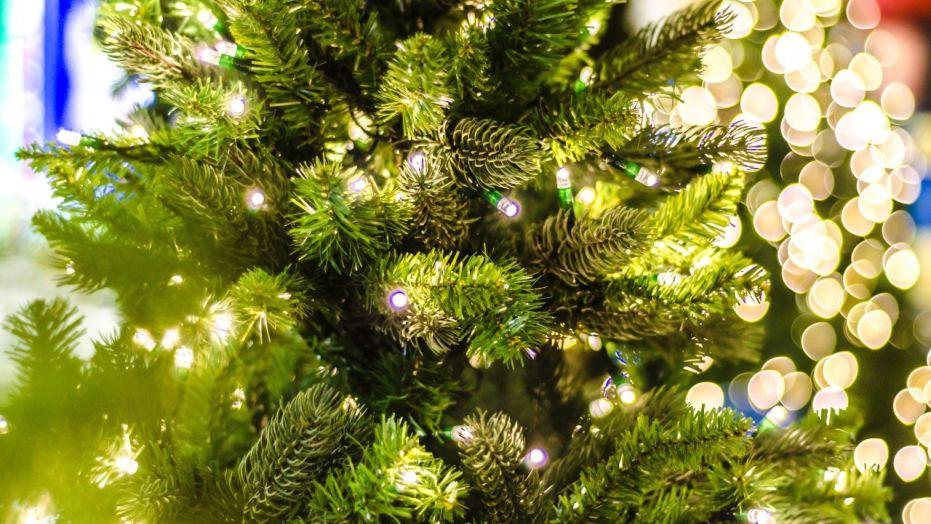 Árbol de Navidad falso o real esa es la pregunta