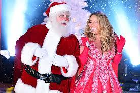Mariah Carrey z Mikołajem