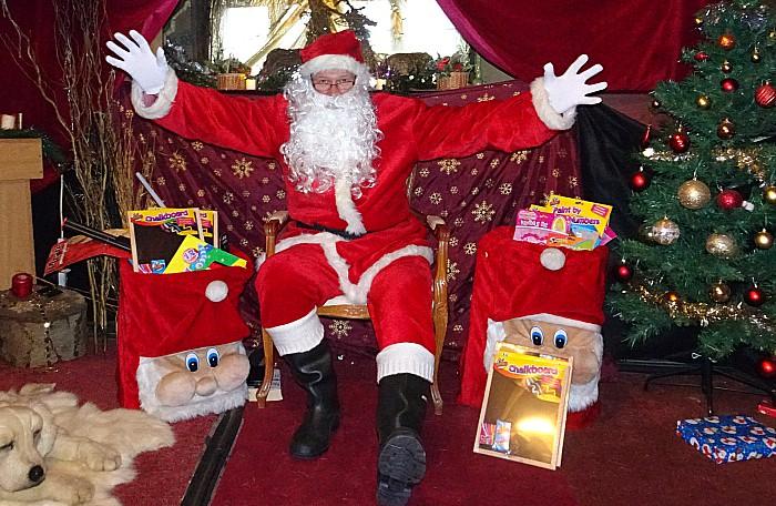 Santa i Nantwich