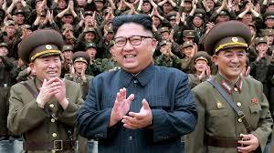 Nordkorea bestellt einen Weihnachtskorb