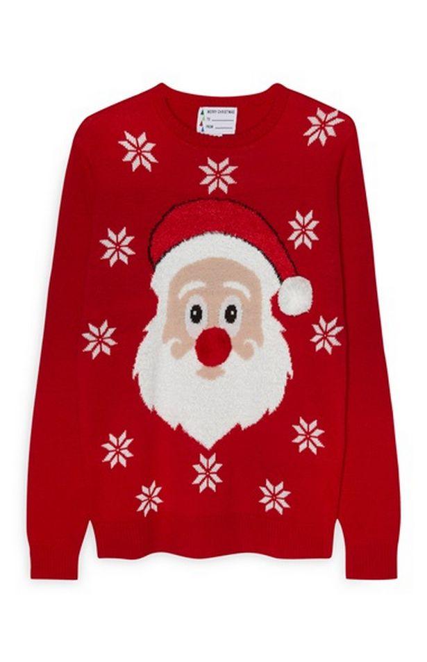 Primark Weihnachten Pullover