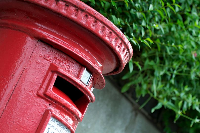 Royal Mail dernier post date