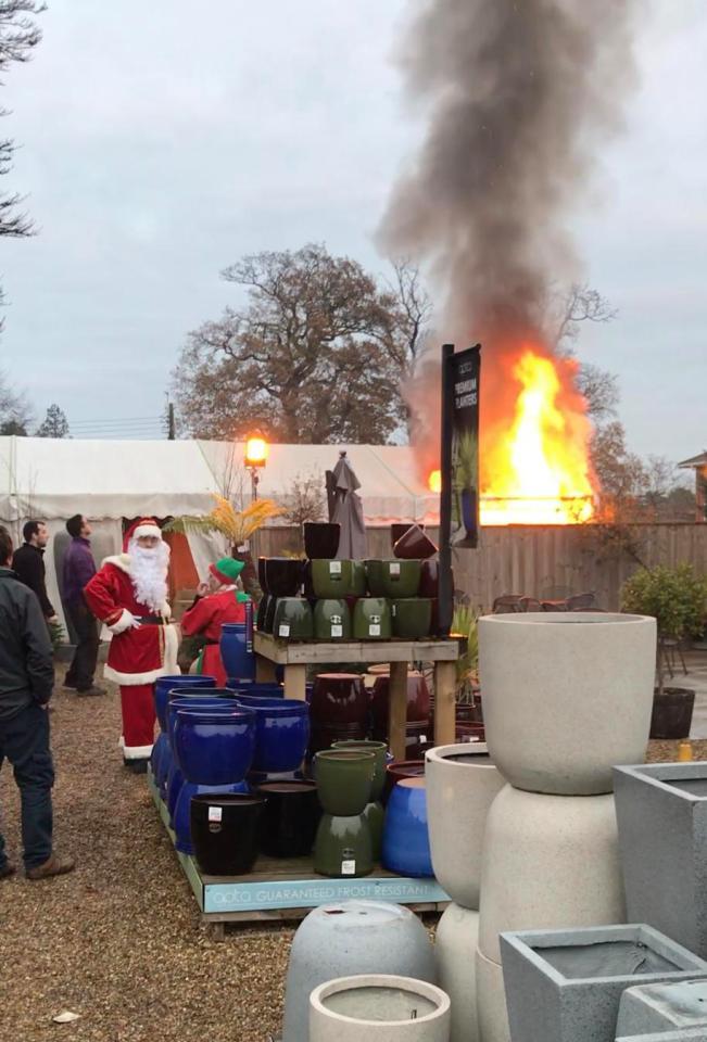 Santa Feuer