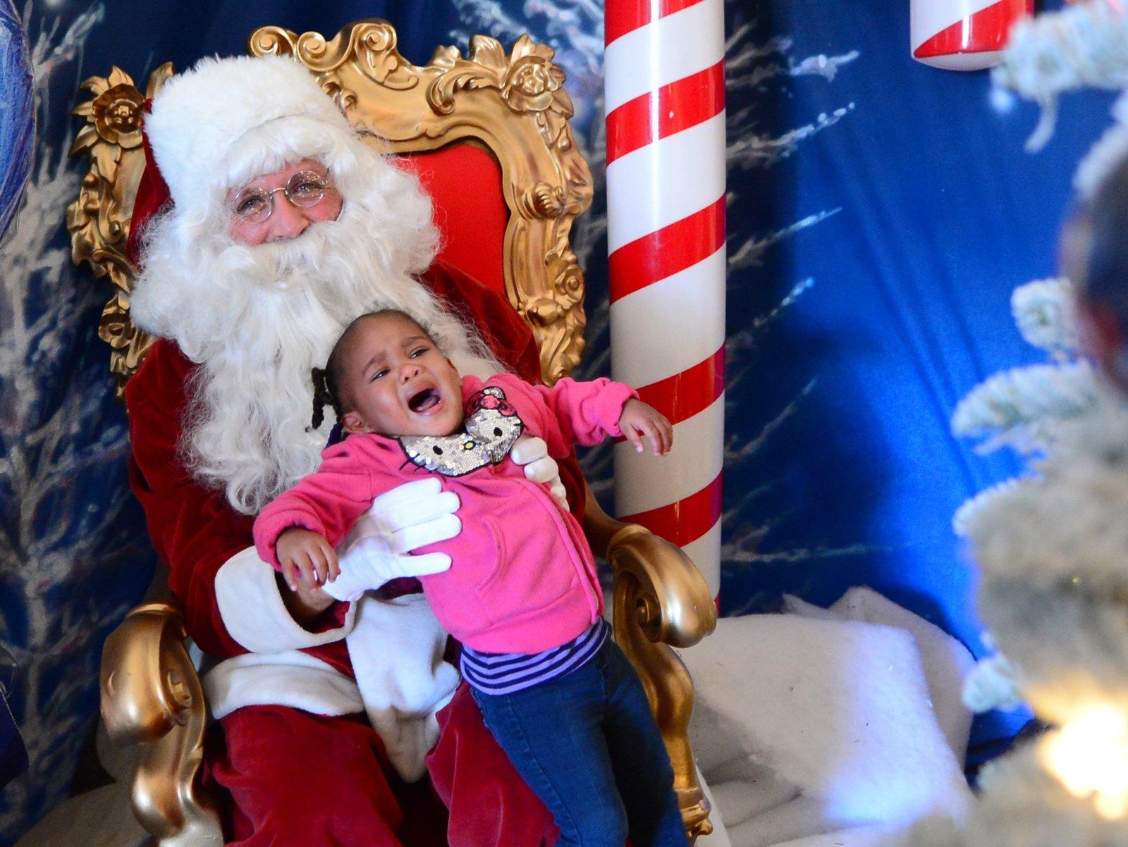 boka för att se Santa