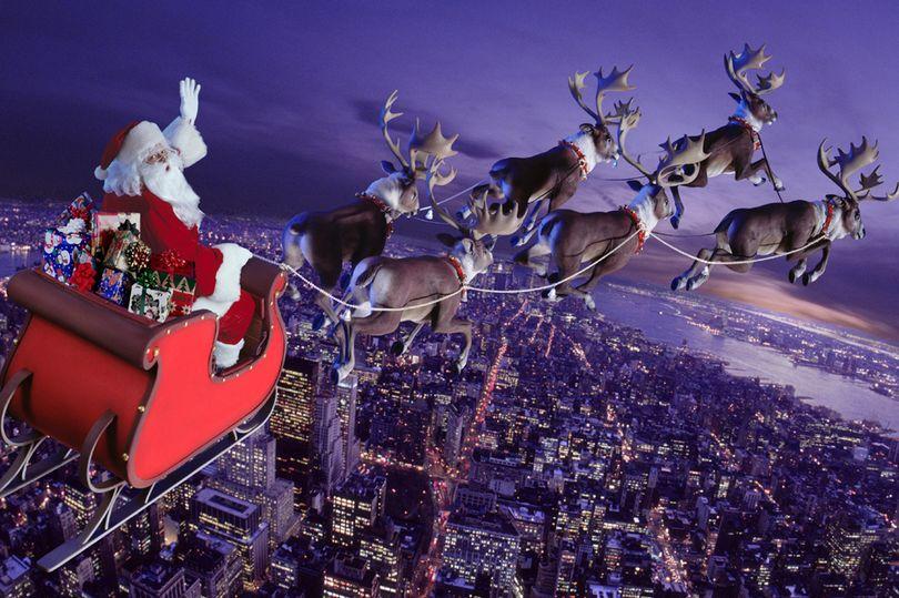 Santa Claus es real