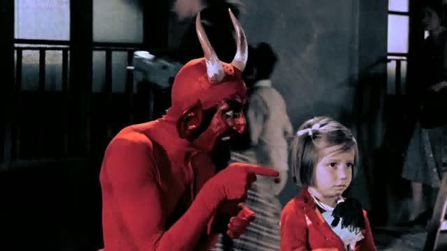 Dziwne filmy Santa