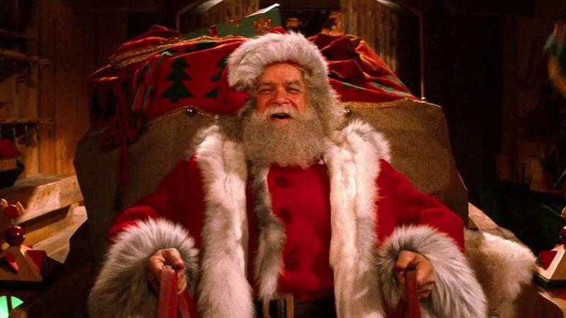 Schauen Sie Weihnachtsmann den Film dieses Weihnachten