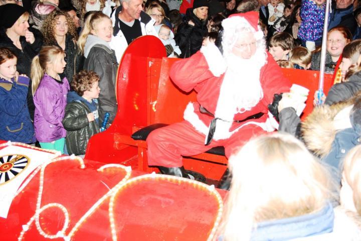 Santa en Wilmslow